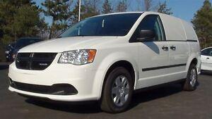 2012 Ram Cargo Van Dodge Ram, C/V, Caravan