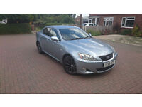 Lexus IS 220d SE - Full Black Leather Interior, Dual Zone Climate Control And More!