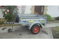 Trelgo trailer for sale
