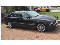 BMW 528i SE M SPORT Spec SPARES OR REPAIR