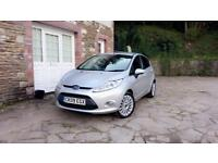 Ford Fiesta titanium 1.4 petrol 42000 mile •• excellent condition inside & out