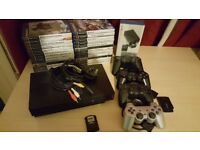 Sony Playstation 2 with 26 games