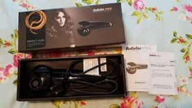 BaByliss Pro Perfect Curl, perfect condition!
