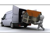 Professional Removals / Man & Van hire service, House Office Commercial, Sofa Fridge Piano movers