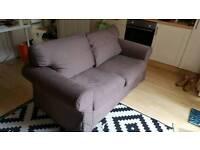 IKEA EKTORP two seater sofa for sale