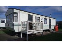 Static Caravan For Hire At Withernsea Sands Holiday Park