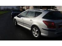 Peugeot, 407, Estate, 2006, Semi-Auto, 1997 (cc), 5 doors
