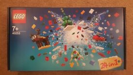 Lego 24-in-1 Christmas Build Up 40253