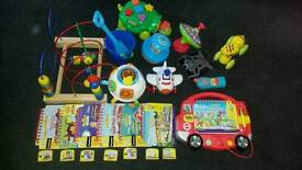 Large bundle of 0-24 month toys