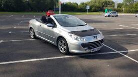 Peugeot 307cc 2.0 HDI
