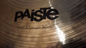 """Paiste Sound formula 20"""" Power ride"""