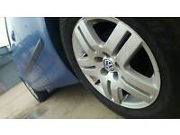 Golf gti wheels 15' 5x100 pcd