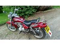 Cheap bike Lexmoto arizona