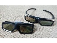 Brand New and Unused Sony Active 3D Glasses
