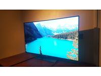 "55"" Sony Bravia 4K Ultra HD TV | Sony KD55XD8599 | HDR LED Smart Freeview Black |"