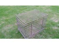 Puppy crate (large) for sale