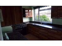 Three bedrooms mid terraced, very tidy triple glazed Downend quiet cul-de-sac house