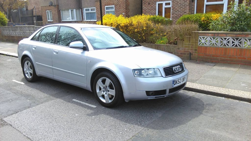 Audi A4 2002 Silver | in East London, London | Gumtree