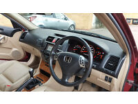 Honda Accord 2.2 i CTDi Executive 4dr