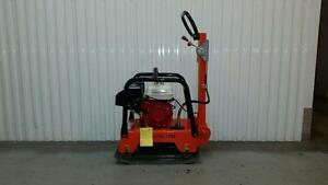MINI REVERSIBLE HONDA GX 200 PLATE TAMPER COMPACTOR + SMALL + LIGHT WEIGHT + BRAND NEW + 1 YEAR WARRANTY + FREE SHIPPING