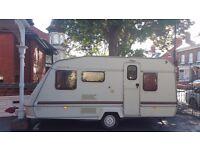 5 berth Elddis 450 EB Caravan