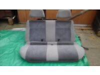 ESCORT CABBY MK3 / MK4 REAR SEATS