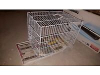 Carry cage for birds or parrots