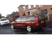 Volvo v70 d5 fantastic car new tyres timing belt water pump all pullies and belts oil and filters