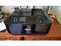 Canon PIXMA Multifunctional Inkjet Colour Printer/Scanner MX925