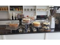 Barista wanted for Bookshop/Coffee shop servicng