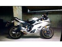 Yamaha YZFR6X