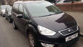 2012 Ford Galaxy Auto MOT, Tax and PCO drives perfectly