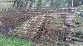 A393 reinforcing mesh