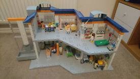 Playmobil Hospital Immaculate