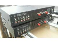 Cambridge Audio A1 V3.0 Integrated Amplifier.