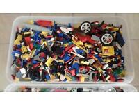 LEGO - WANTED, SETS, MINIFIGS