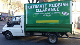 Rubbish Removal-Waste Disposal-Rubbish Clearance-Garden-House -Builders Rubbish