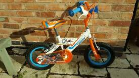 """12""""Planes bike from Halfords. Good condition"""