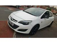 2012 Vauxhall Astra 1.7 CDTi 5 Door 45k Genuine Drives Nice Half Leather Bargain Can Deliver