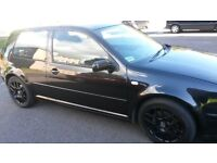 VW Golf GTI Turbo 2002 for sale