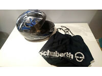Schuberth R1 motorcycle helmet