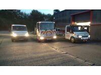 24 hour Car Van Bike Breakdown Recovery Transport