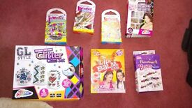 Selection of girls toys all new in boxes unwanted Xmas presents
