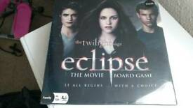 Brand new The Twilight Saga Ecilpse movie board game