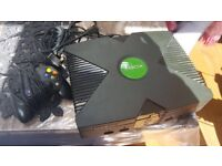 Xbox Games Console incl 25 games