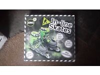 Inline Skates Size 13-3 - Almost new - Perfect skates for kids