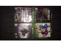 Xbox one games !!!