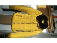 joules ladies very nice holthorp quilted jacket in very nice condichion size 10