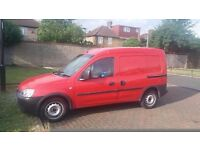 2007 Vauxhall COMBO . 1 OWNER. BRILLIANT CONDITION. FULL SERVICE HISTORY. FREE WARRANTY. NO VAT.