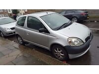 Toyota Yaris-clearing stock -MOT until May2017- cheap insurance-drive away same day